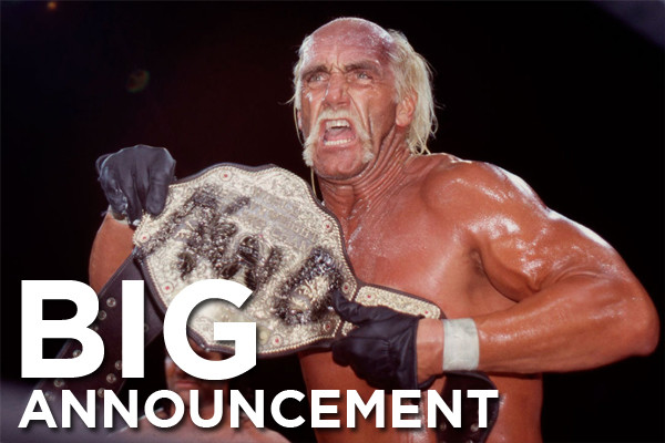 Hulk Hogan Announcement