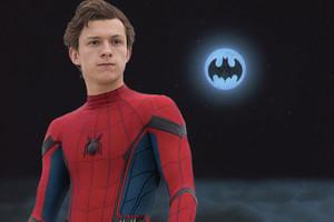 Spider-Man: Homecoming Has A Hidden Batman Easter Egg