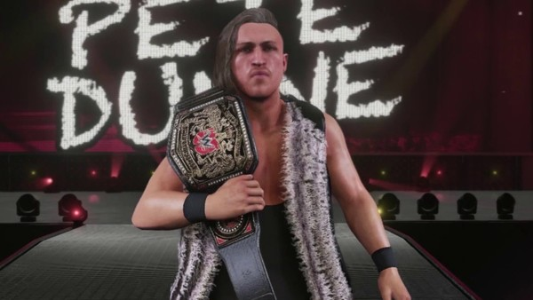 WWE 2K19 Pete Dunne