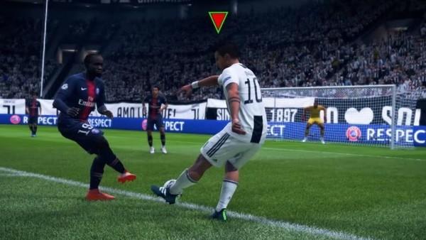 FIFA 19 Finesse Shot
