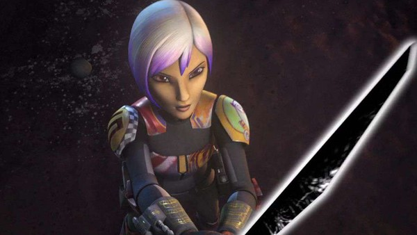 Star Wars Rebels Sabine