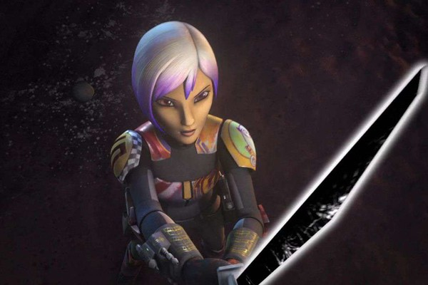 Star Wars Rebels Sabine