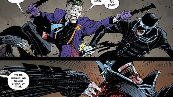 10 Insane Times Superheroes Teamed Up With Their Worst Enemies Page 11