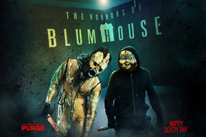 Blumhouse Halloween Horror Nights Universal Orlando