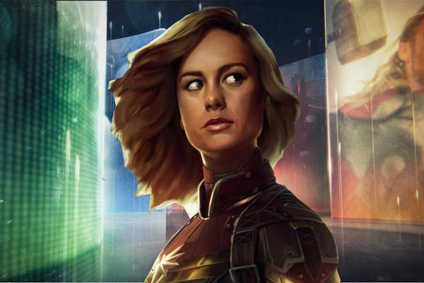 Captain Marvel Phase 4
