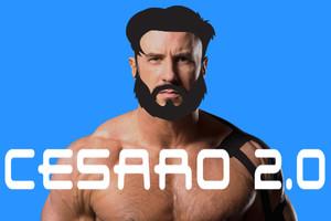Cesaro Makeover