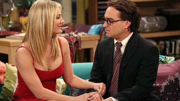 The Big Bang Theory Leonard And Penny