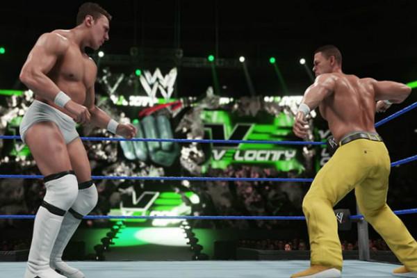 WWE 2K19 Daniel Bryan John Cena