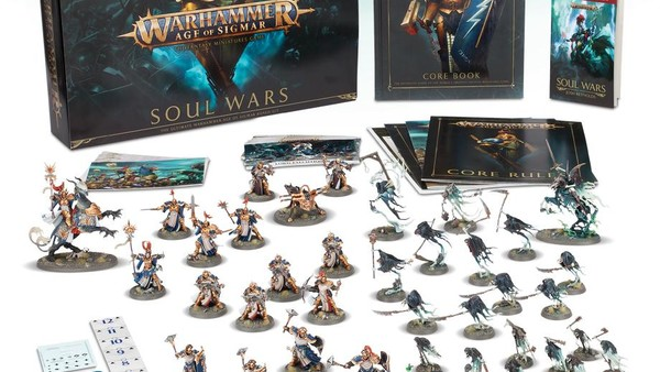 Warhammer Age of Sigmar: Soul Wars Review