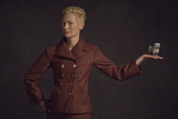 Tilda Swinton Isle Of Dogs