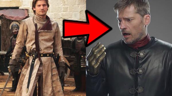 Jaime Lannister Villain Hero