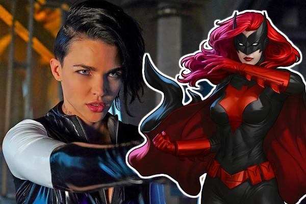 Ruby Rose resmi memerankan Batwoman