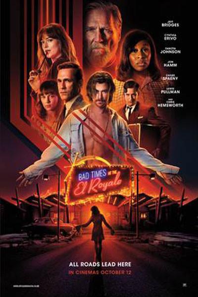 Bad Times El Royale Poster