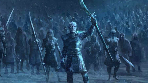Game Of Thrones Night King Army