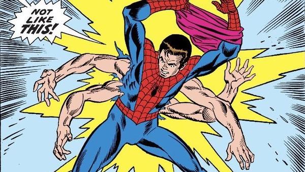 Spider-Man Six Arm Saga