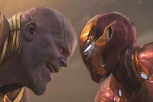 Iron Man Thanos