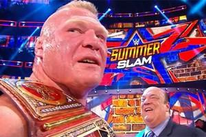 Lesnar SummerSlam