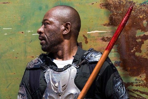 The Walking Dead Morgan James