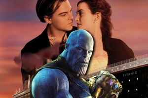 Titanic movie Thanos