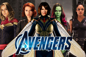 Ant-Man 2 Director Wants An All-Female Avengers Movie