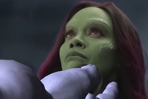 Gamora Death