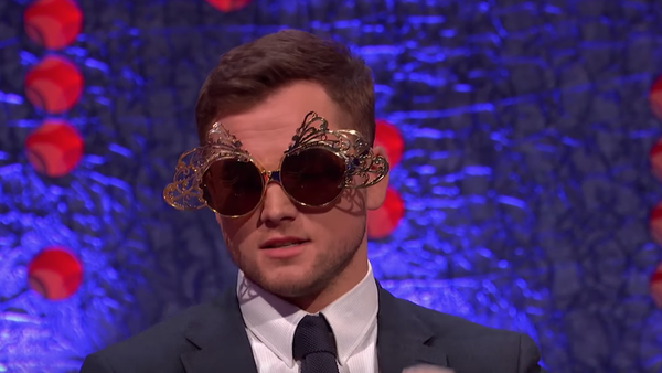 Taron Egerton Elton John