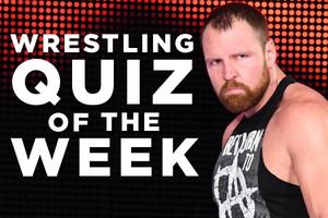 Wrestling Quiz Of The Week! (08/18)