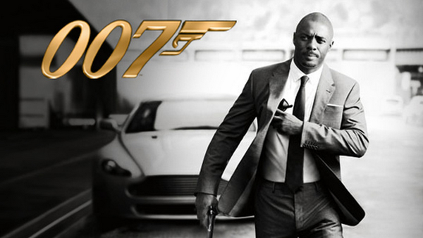 Idris Elba Bond