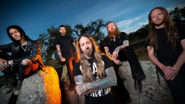 DevilDriver band