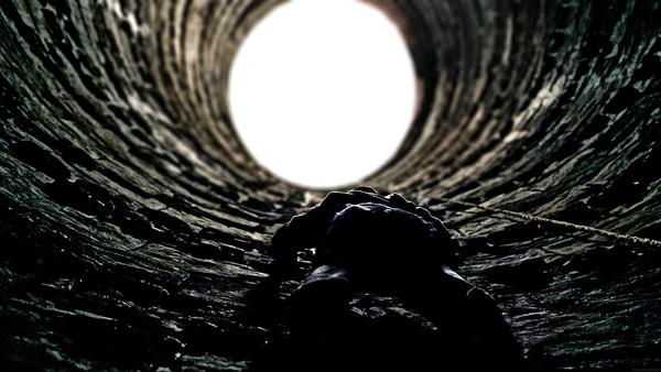 The Dark Knight Rises Prison