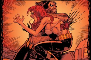 Wolverine kills Jean Grey