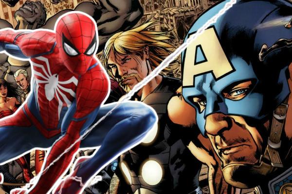 Spider-Man PS4 Ultimates Thumbnail
