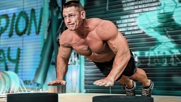 10 wwe wrestlers 39 gym routines you need to try page 20 - John cena gym image ...