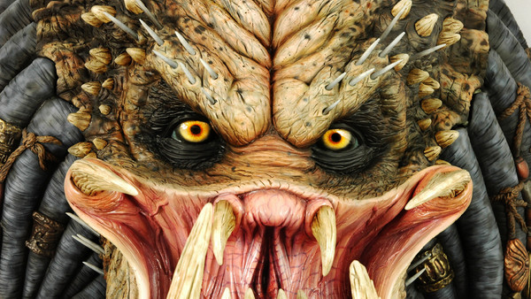 Predator Close Up