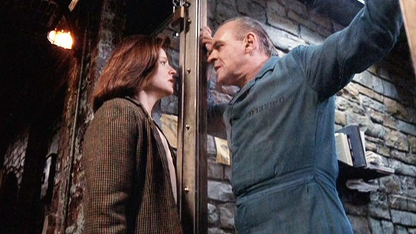 Silence Of The Lambs Anthony Hopkins Jodie Foster