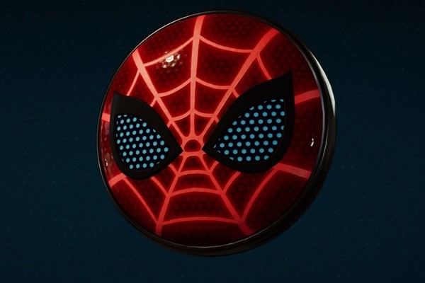 Spider-Man PS4 SPIDER SIGNAL