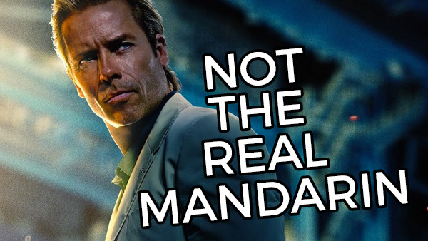 Iron Man 3 Aldrich Killian