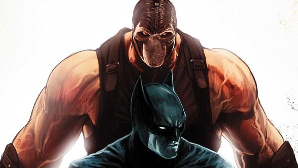 Bane DC Rebirth