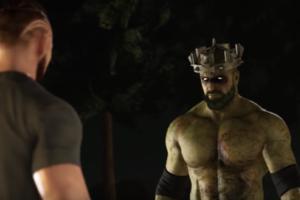 WWE 2K19 Zombie Triple H