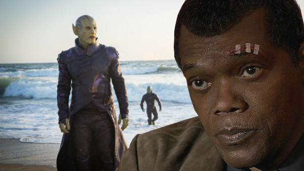 What Do Captain Marvels Skrulls Mean For The Mcu