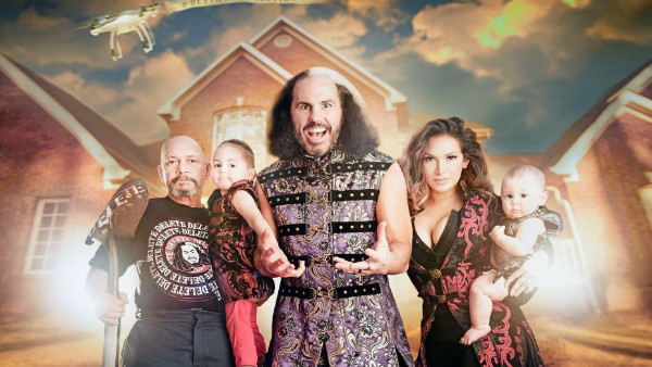Matt Hardy Family
