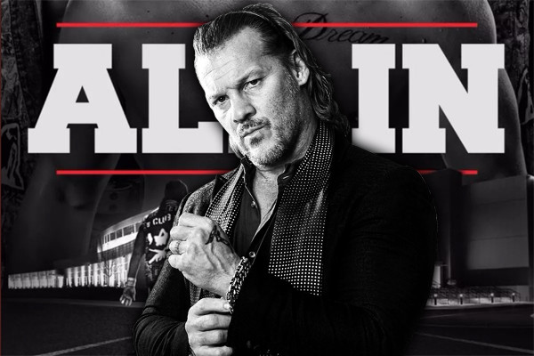 CHRIS JERICHO ALL IN 2