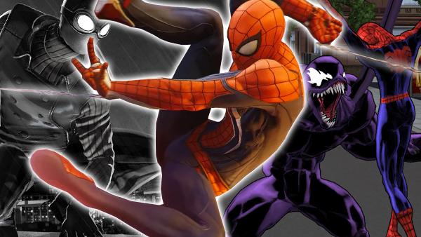 Spider Man Games