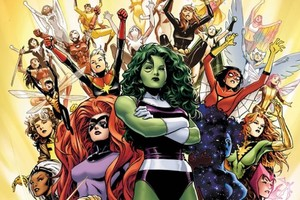 Marvel Female Superheroes