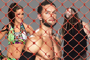 Hell In A Cell Absent