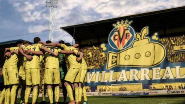 FIFA 19 Villarreal