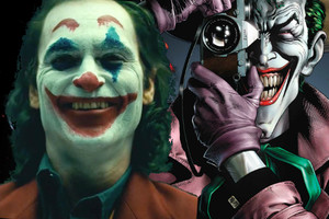 The Killing Joke Joaquin Phoenix