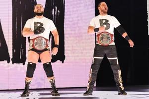 The B Team WWE Tag TEam Champions