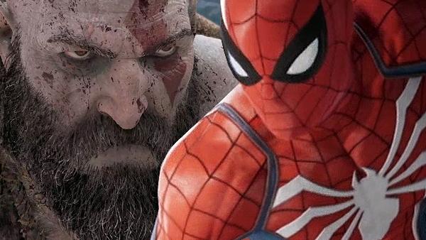 God Of War Spider Man