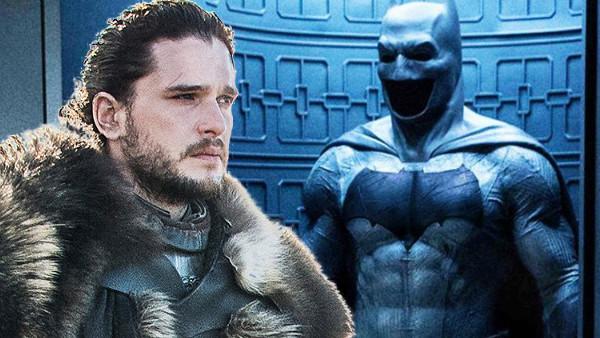 Batman Jon Snow